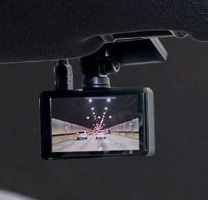 Autogold Dash Camera Subaru Close Up